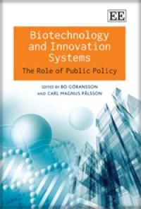 Biotechnology and Innovation Systems: The Role of Public Policy | IDRC - International Development Research Centre