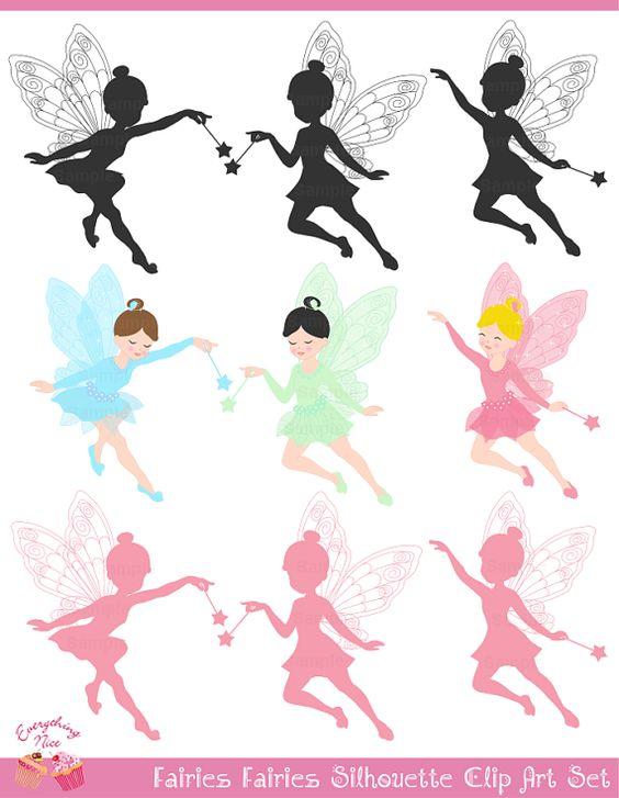 glowing fairies glowing fairies pink black gray fairies