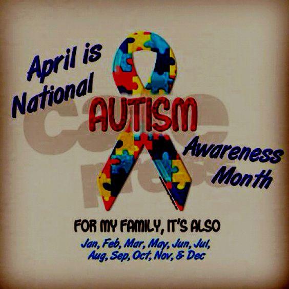 World Autism Awareness Day....I love my Jax-a-roooo!!!! ;)
