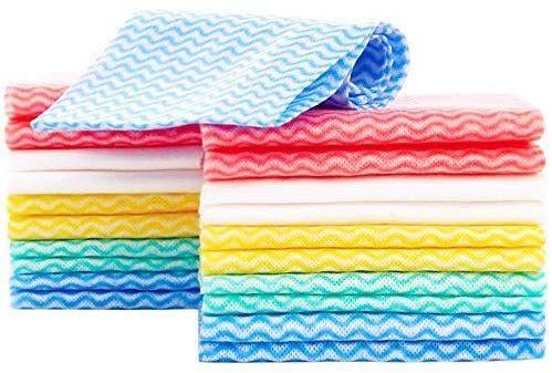 Amazon Com Jebblas Disposable Dish Cloth Dish Towels And Reusable