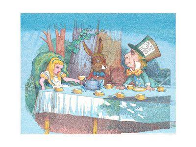 Alice in Wonderland Artwork Posters at AllPosters.com
