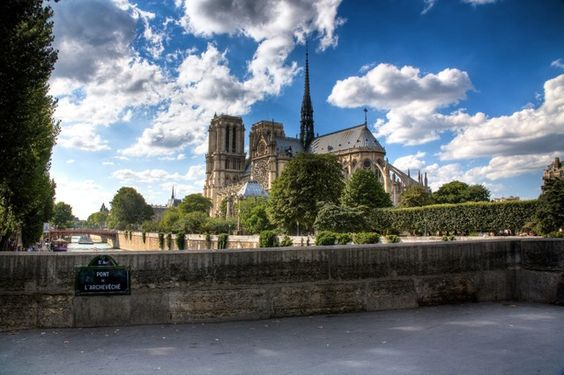 Notre Dame...