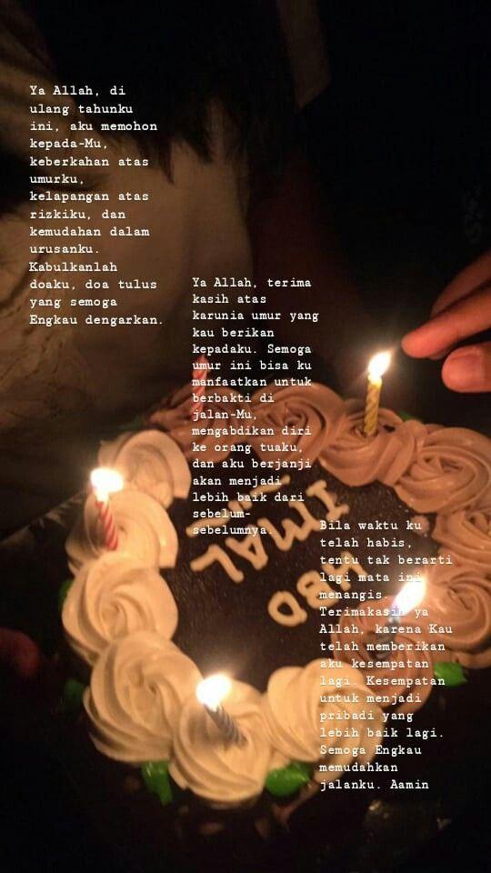 Ucapan Ulang Tahun Arab : ucapan, ulang, tahun, Untuk, Sendiri, Ulang, Tahun, Bahasa