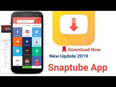 Snaptube App Install Latest Version 2019 Aapkihelp Com Youtube App Bro Jokes Download App