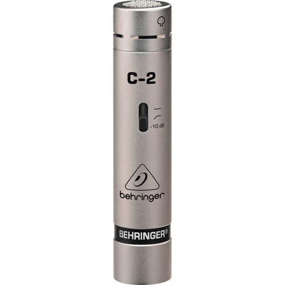 Behringer C-2 Mikrofon  Bühne/Performance 20 - 20000 Hz XLR-3 verkabelt Cardioid     #Behringer #C-2 #Mikrofone  Hier klicken, um weiterzulesen.