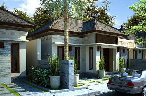 30 Desain Rumah Minimalis Type 45 Desainrumahnya Com Eksterior Rumah Modern Rumah Minimalis Desain Rumah Minimalis