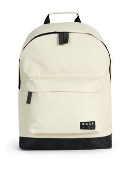 NICCE Tan Backpack