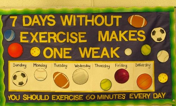7 Days Without Physical Activity Makes One Weak Image
