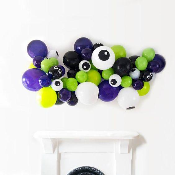 Halloween Balloon Cloud Kit | Balloon Garland | Halloween Party – Hello Party