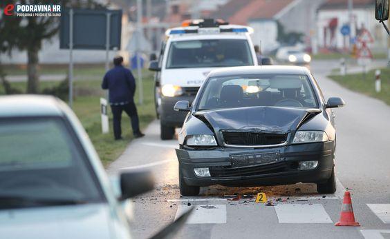 Kraj igrališta se zaletio u automobil i vozačicu pospremio u bolnicu