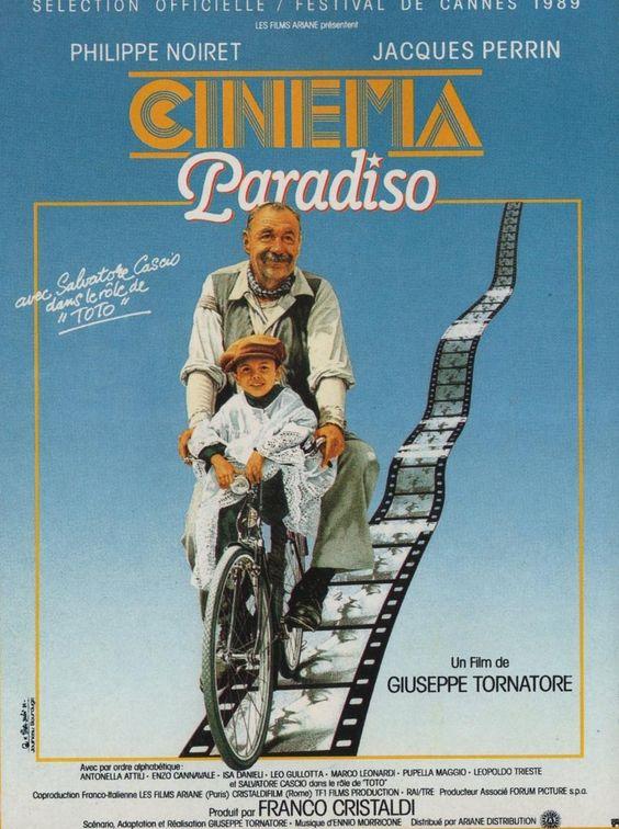 Cinema Paradiso - the best!!