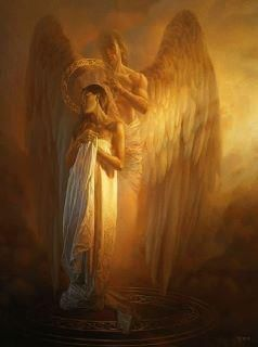 ❥ angels watching over us