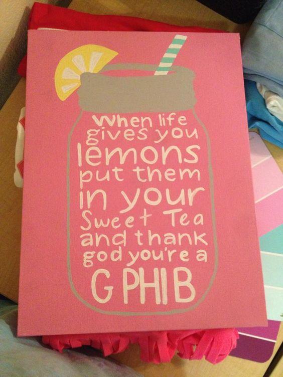 littleproblems2014:  G Phi craft!