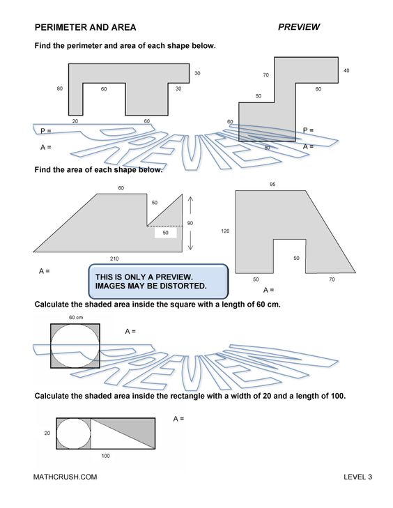 Area Of Polygons Worksheets – Area of Polygons Worksheet