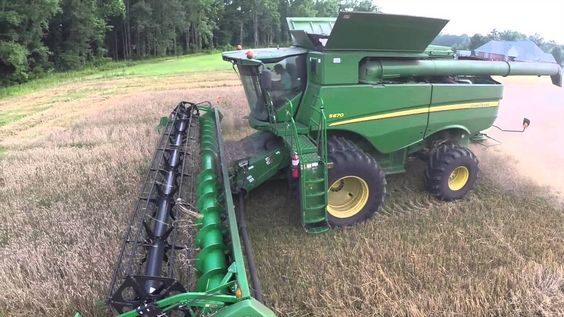 AGrow Life - Cobb Farms Wheat Harvest 2014