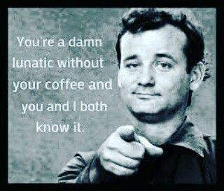 #coffee #coffeelovers #coffeeaddict #lunatic