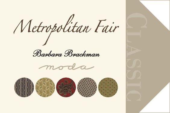 Metropolitan Fair hangtag