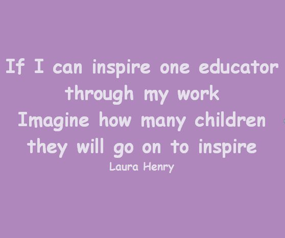 This is how I feel after two days training. If I can inspire one educator ...