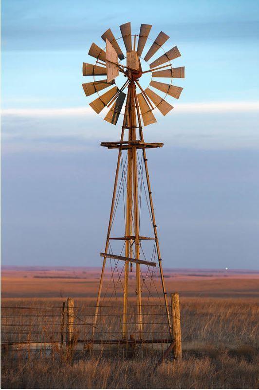 Golden Windmill With Images Windmill Art Farm Windmill