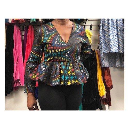 Neckline Dansiki Blouse Elegant Blouses Fashion Gorgeous Dresses