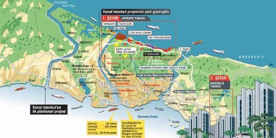 İstanbul Büyükşehir Belediye Başkanı Kadir Topbaş, Kanal İstanbul'la ilgili son gelişmeleri değerlen...