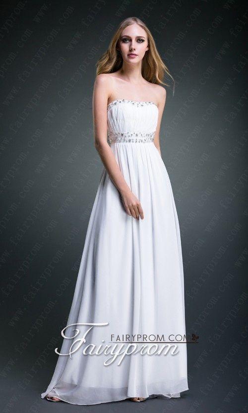white prom dresses cheap images dresses