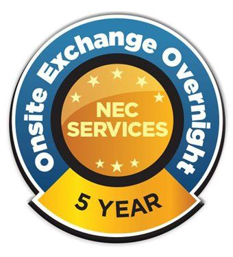 NEC, EXTENDED WARRANY, MN 5 YEAR ONSITE BAND 9 Type Extended - service agreement