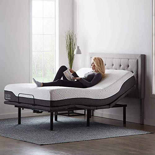 Amazing Offer On Lucid L600 Adjustable Bed Base Frame Bluetooth