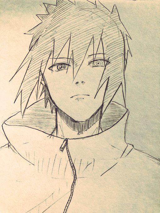 Twitter Naruto Desenho Desenho Desenhos