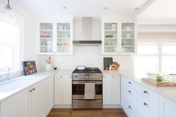 See how Jillian Harris, the co-host and interior designer from HGTV's <em><a href=