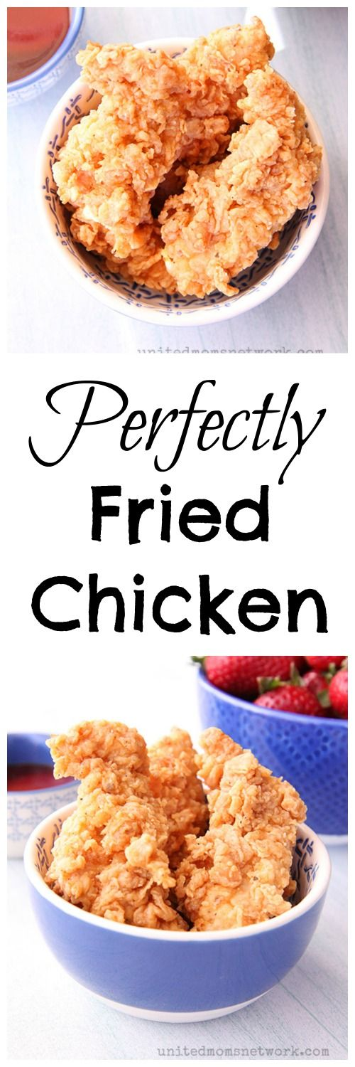 Fried chicken, Crispy fried chicken and Fried chicken recipes on ...
