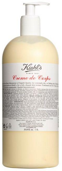 Kiehl's jumbo creme de corps allover body moisturizer