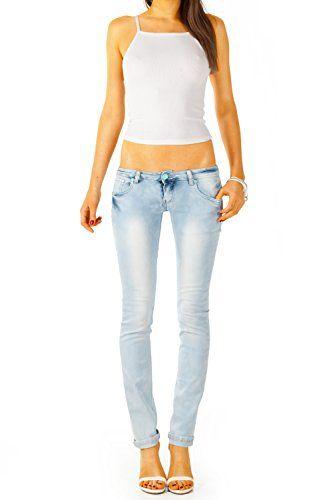 bestyledberlin jean femme jean taille basse j222pn. Black Bedroom Furniture Sets. Home Design Ideas