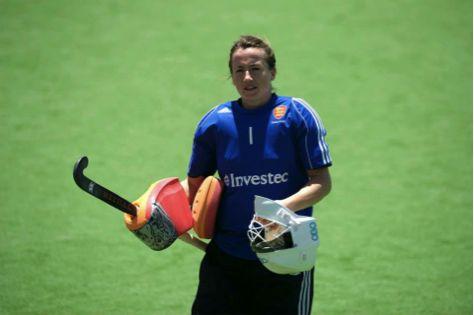 Maddie Hinch- Great Britain and England International Goalkeeper- Ritual Hockey Photo: Frank Uijlenbroek