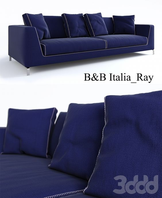 Versandkostenfrei Bestellen: Sofaprogramm Jean Von Bu0026B Italia | Sofa |  Pinterest | Italia