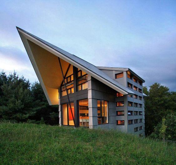 Countryside house ideas