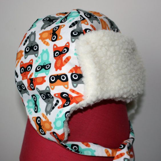 Groovy Baby Winter Hat Custom Baby hat baby by GroovyBabyClothing