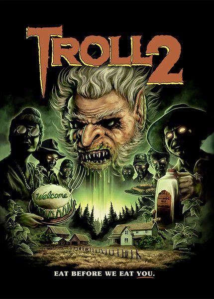 'Troll 2' by Slasher Design