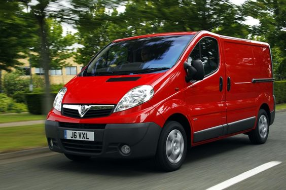 Vauxhall Vans March Into Pole Position