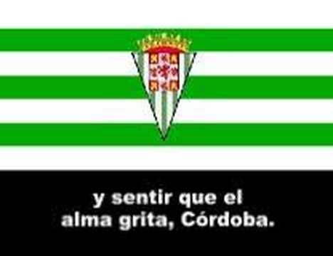 Himno del Córdoba C.F.