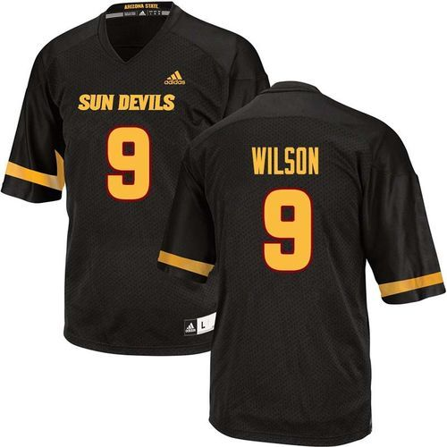 Arizona State Sun Devils Jay Jay Wilson 9 Adidas Football Replica Jersey Jersey Arizona State College Football