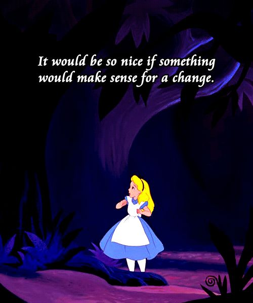 Disney Alice In Wonderland Quote: Pinterest • The World's Catalog Of Ideas