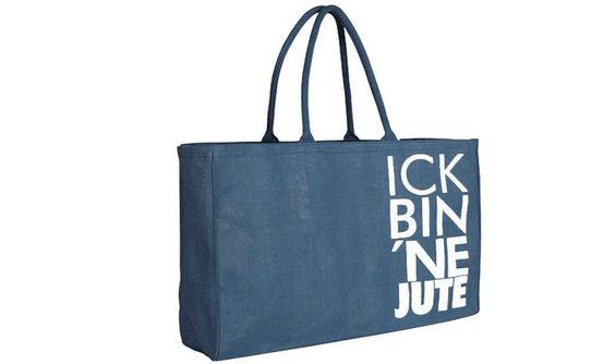 encode shopping-bag ick bin 'ne jute 007 big shopper