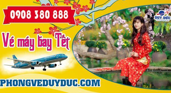 Giá vé máy bay Tết 2020 Sài Gòn - Huế
