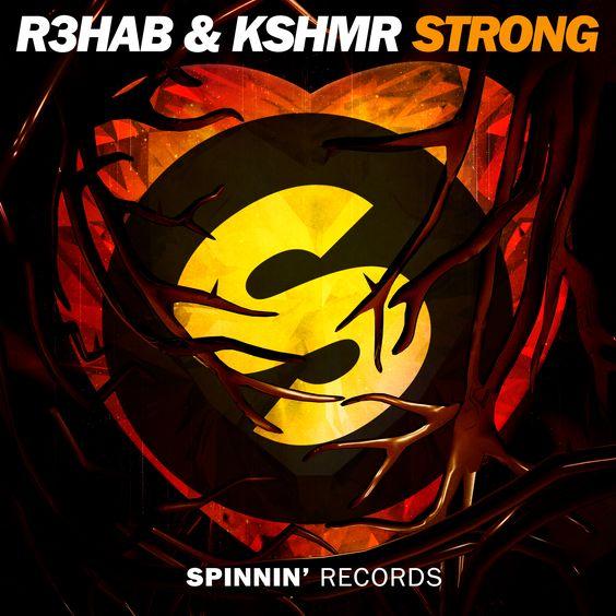 KSHMR, R3HAB – Strong (single cover art)