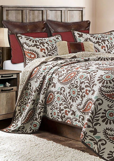 Hiend Accents Rebecca Quilt Set In 2020 Quilt Sets Daybed Cover Sets Shabby Chic Bedding