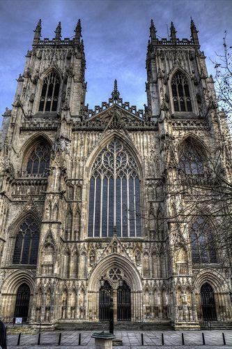 York Minster (HDR), York, England