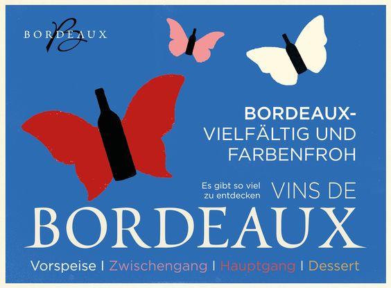 Farbenfrohes Bordeaux Menü #bordeauxlicious #Bordeauxwein #FarbenfrohesBordeaux