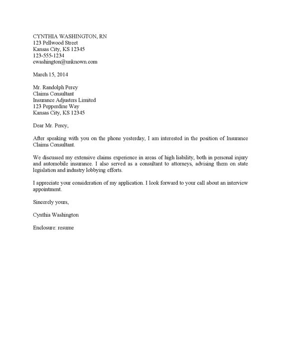Sample Letter Denying Claim Insurance Denial Formal Letters  Home