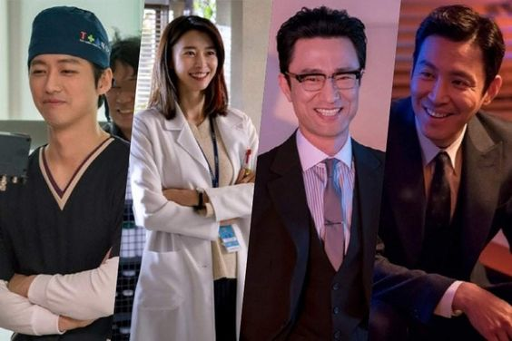 """Namgoong Min, Hello Venus's Nara, And More Are Full Of Joy Behind The Scenes Of """"Doctor Prisoner"""""""